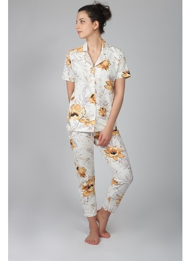 Hays Pijama altı Ekru